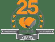 25th year logo 4x3 FINAL