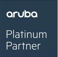 Aruba Platinum Logo