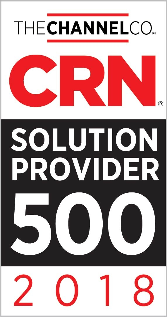 CRN solution provider 2018