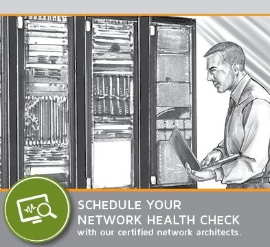 Schedule your Network Health Check with Versatile!